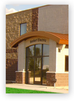 Bodart Electric Headquarters De Pere Wisconsin